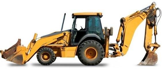 Back Hoe Excavator