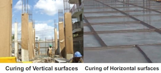 Proper Curing of Concrete