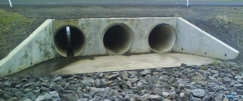 Types of Culvert - Pipe Culvert
