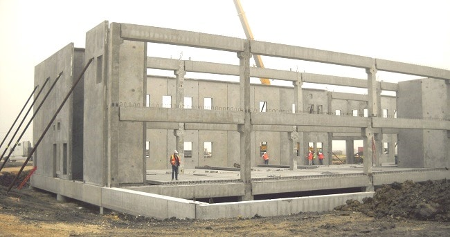 Sustainable Concrete Construction