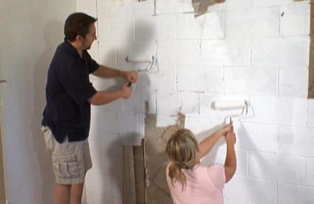 Waterproofing of Toilets Walls