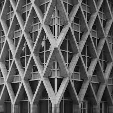 Concrete Diagrid Structural System