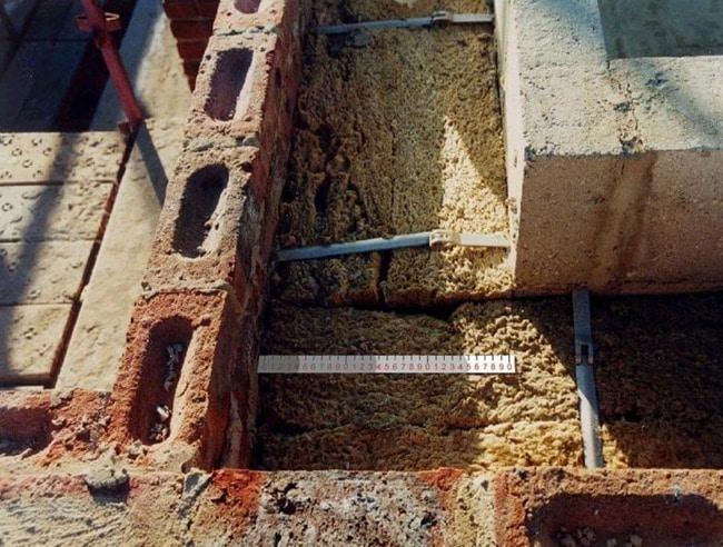 Concrete Hollow Blocks Walls