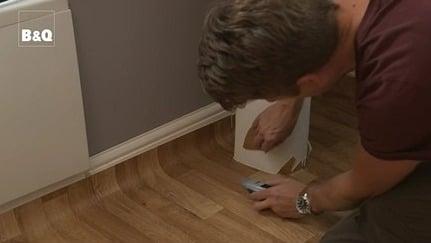 Procedure for Vinyl Sheet Flooring Installation