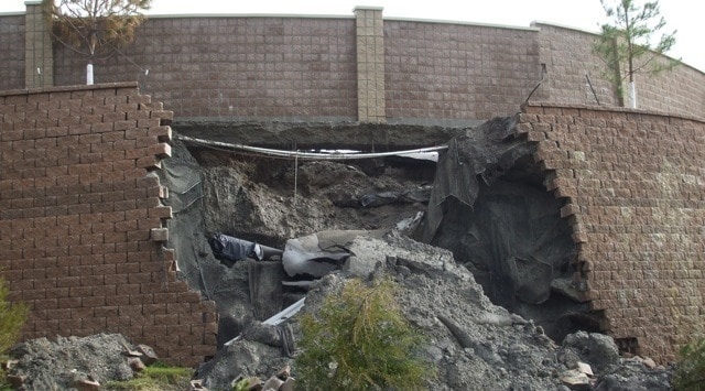 Causes for Retaining Wall Failure