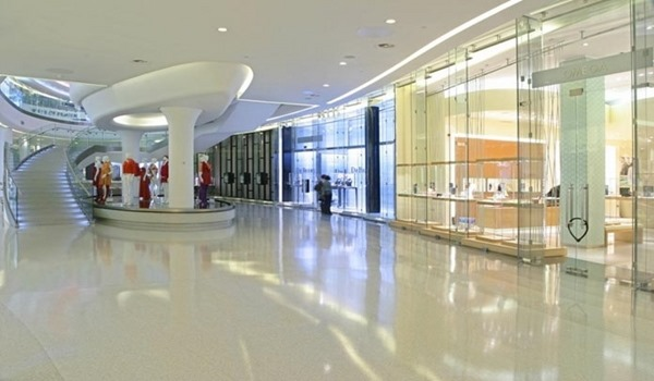 Durability of Floors and Free from Maintenance