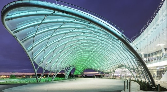 Applications and Properties of ETFE as a Building Material