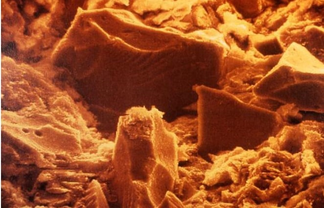 Blast Furnace Slag Particles