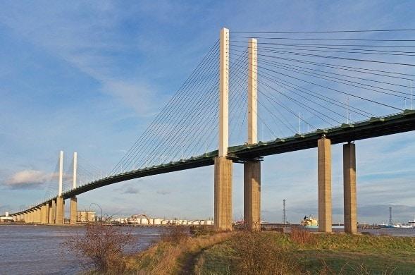 Dartford bridge, United Kingdom