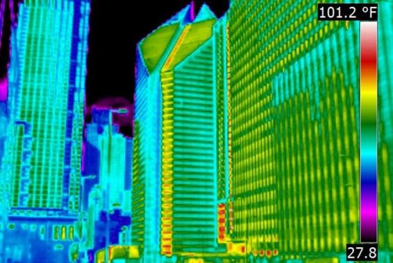 Infrared Thermography in Construction and its Applications