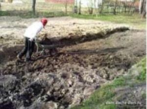Preparation of Land for Floating Slab Construction