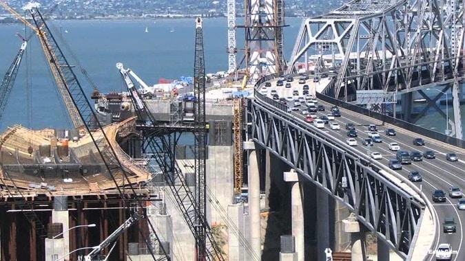 Planning for Bridge Construction