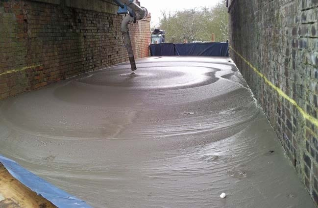 Applications of Foam Concrete in Construction Works