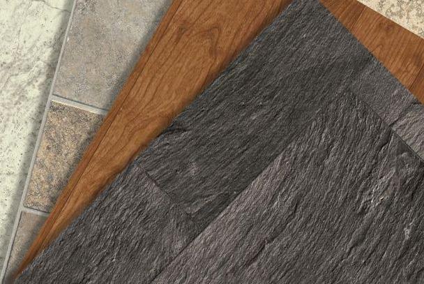 Resilient Flooring - Vinyl Sheet Flooring