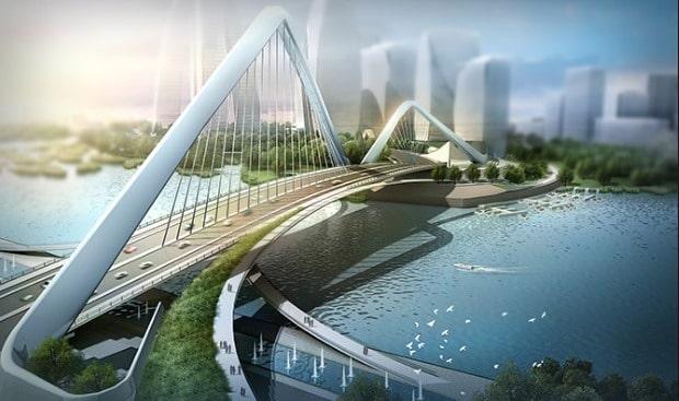 Cable Supported Bridge Conceptual Design