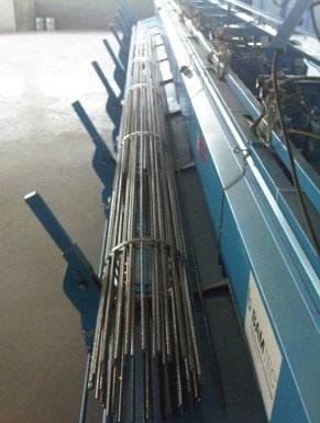 Produced BAMTEC Carpet Reinforcement