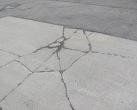 Punch-out in Rigid Pavements