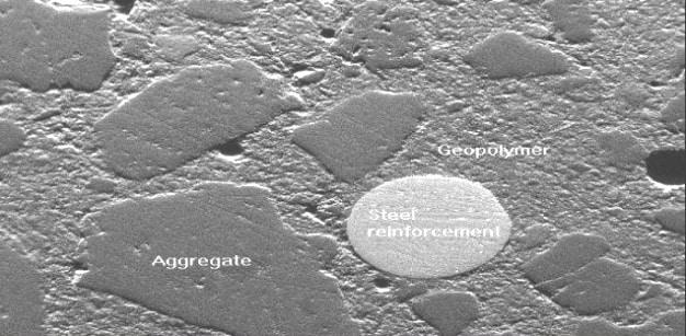 Reinforced Geopolymer Concrete