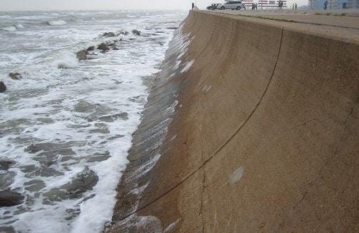 Seawalls -Coastal Protection Structures