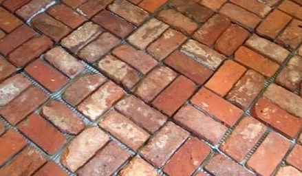 Types of Flooring Materials -Brick Flooring in Buildings