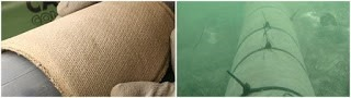 Concrete Cloth Applications in Pipe Protection