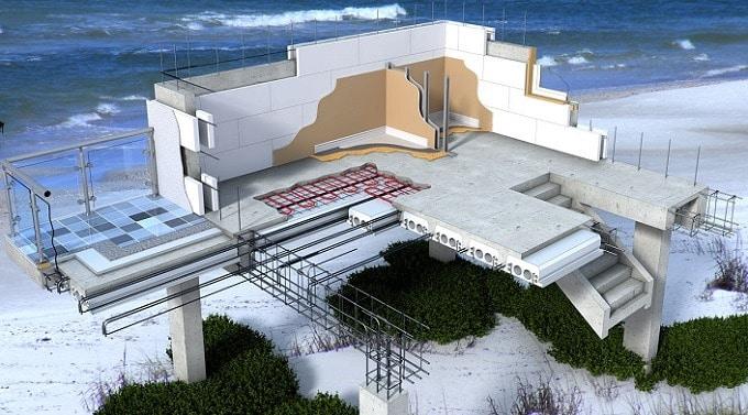 Lightweight Aggregate Concrete Construction