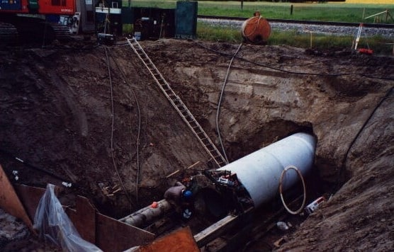 Pipe Jacking Method of Tunnel Construction