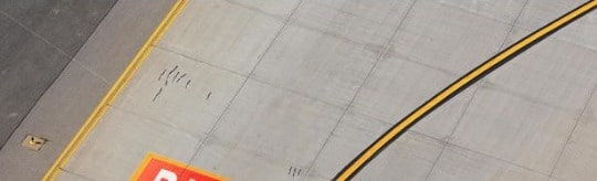 Jointed Unreinforced Concrete Pavement in Construction