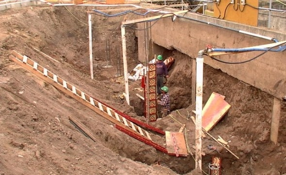 Deep Wells Systems For Dewatering of Excavations