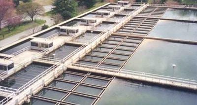 Intlet Arrangements of Sedimentation Tank