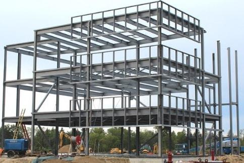 Structural Steel Frame System