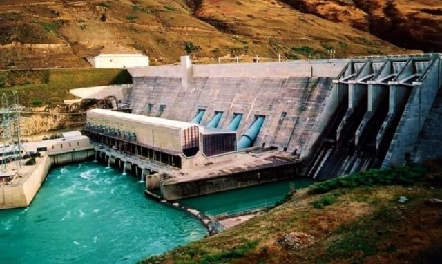 Components of a Hydropower Plant