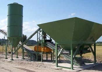 Continuous Concrete Mixers