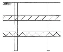 Interpreted strata formation