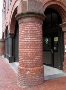 Brick Masonry Column