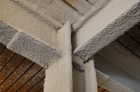 Sprayed Cementitious Fire Protection System