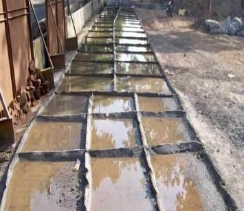 Uses of Cement in Road Construction