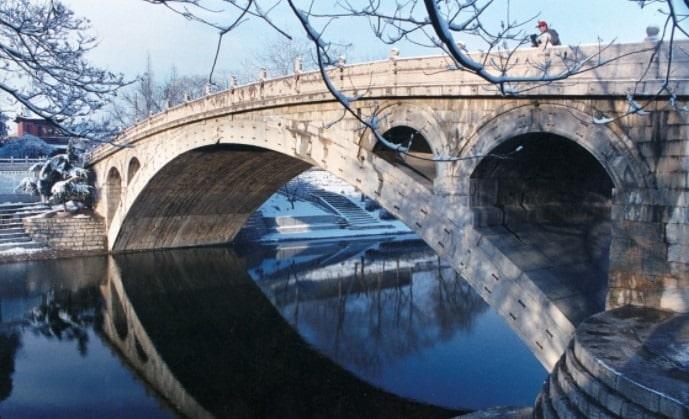 Zhuzhou bridge, China