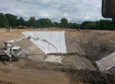 Full Open Cut Excavation with Side Slopes
