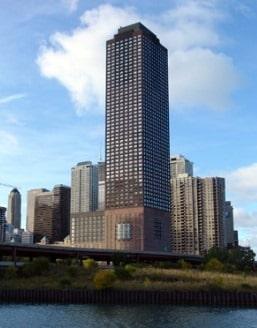 North Pier Tower, Chicago, USA