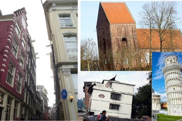 Methods to Rectify Over Leaned Buildings and Structures