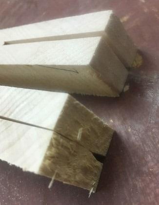 Timber Case Hardening