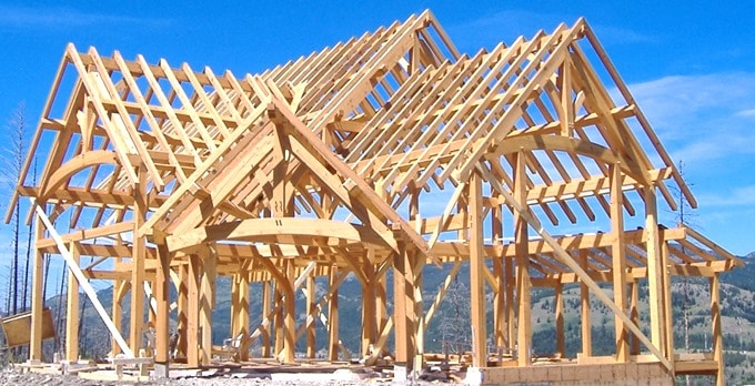 Speed of Timber Construction