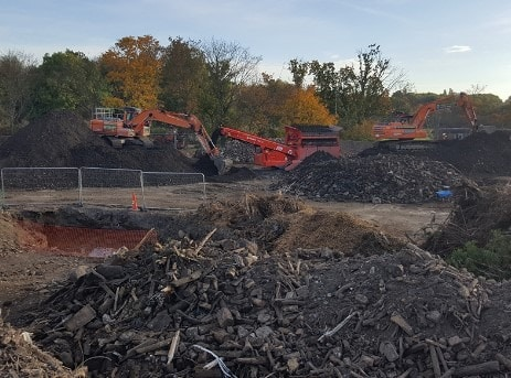 Brownfield Reclamation