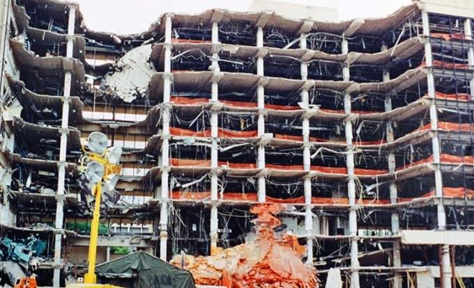 Blast Resistant Design of Buildings