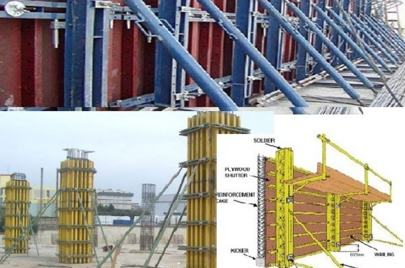 Common Defects in Concrete Formwork Systems