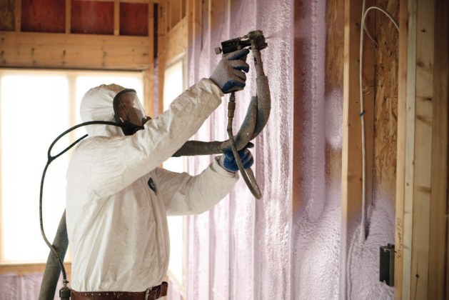 Spray Foam Insulation for Buildings – Properties,Working and Benefits