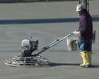 Finishing Concrete Surface