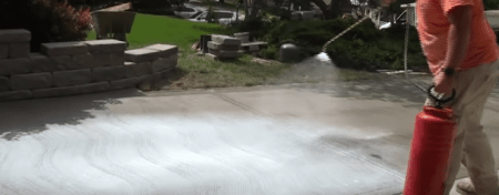 Application of Sealants over the Concrete Driveways