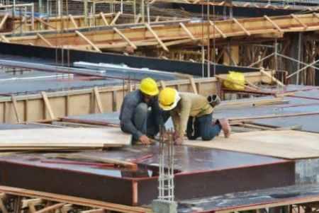 Concrete Floor Slab Formwork